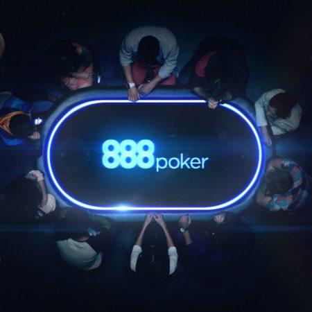 888 dan Caesars Interactive Entertainment Menyetujui Perpanjangan Kemitraan Poker B2B