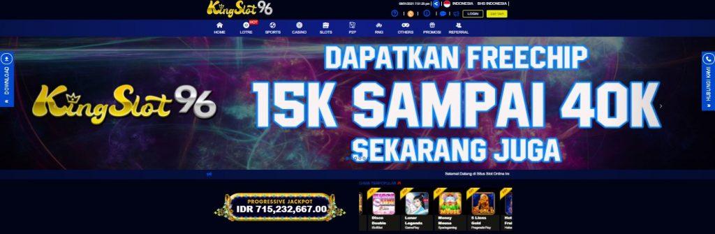 Kingslot96 - Review Slot dan Live Casino Online Terpercaya