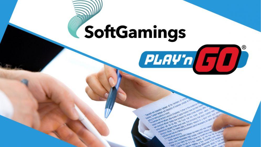 Play'n GO Mendaftarkan Softgamings Untuk Menawarkan  Game Slot Online Lengkapnya