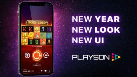 Provider Slot Online Playson Meningkatkan Desain Barunya
