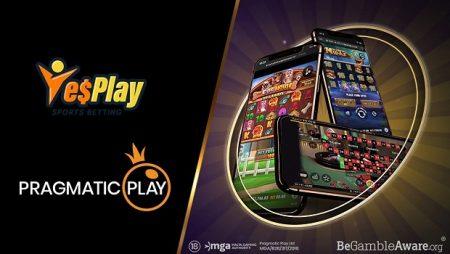 Kemitraan Pragmatic Play B2B dengan YesPlay CDP Gaming Technologies menghadirkan debut multi-vertikal ke Afrika Selatan