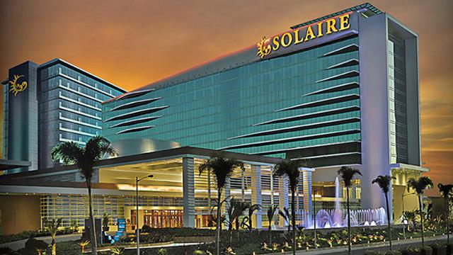 TCSJohnHuxley Memasok Produk untuk Peningkatan Solaire Resort & Casino