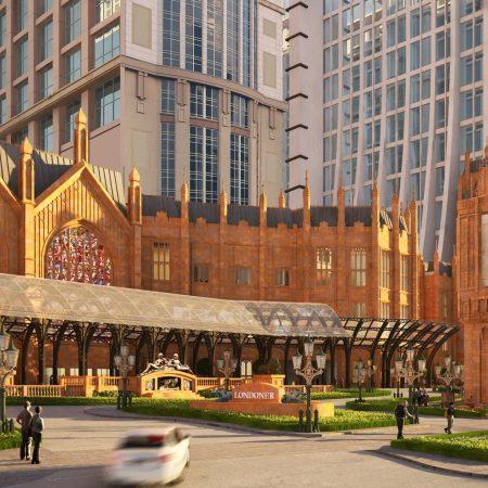 Casino Resort bergaya London bebas COVID Hadir di Makau