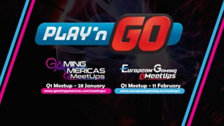 Play'n GO Mensponsori Pertemuan Kuartal European Gaming tahun 2021