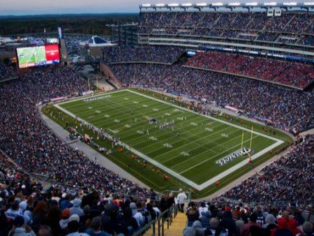 Esports Entertainment Group menandatangani kesepakatan dengan New England Patriots dan New England Revolution