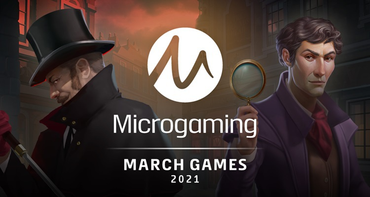 Banyak Slot Online Baru Hadir di Microgaming di Bulan Maret