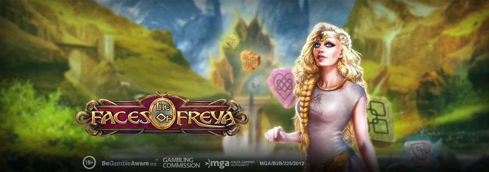 Play'n GO Jelajahi Kisah Baru dengan Wajah Freya