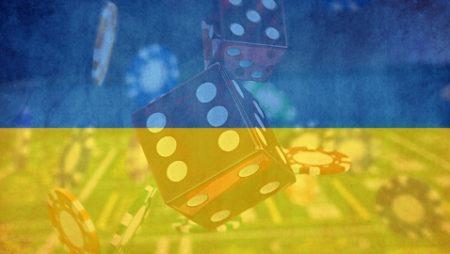 Ukraina Menetapkan Tarif Pajak Tetap 10% untuk Semua Bentuk Perjudian
