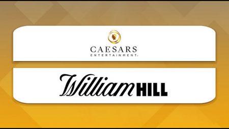 Pembelian William Hill oleh Caesars Entertainment Incorporated akan ditutup 'dalam waktu dekat'